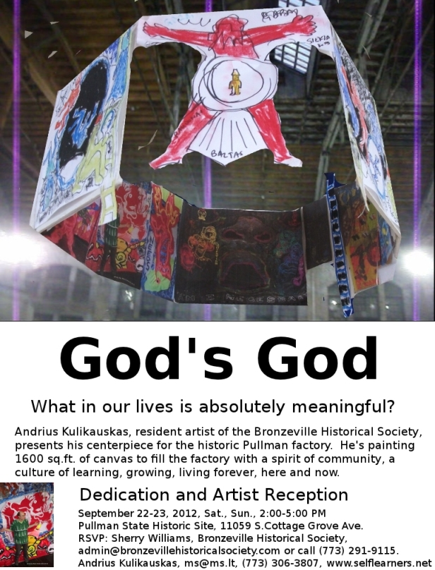 God's God Exhibit