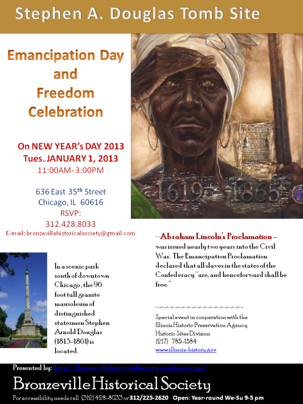 Emancipation ~ New Year's Day Celebration