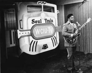 BeBe King on Soul Train c. 1971