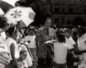 Duke Ellington at 1959 Bud Billiken Day Parade