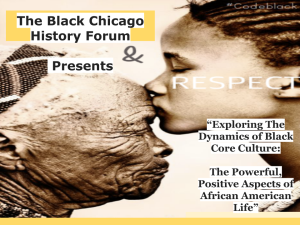 new location Black Chicago History Forum 021514 event flyer