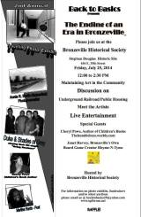 Bronzeville Art Exhibit – Friday July 25, 2014