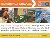 Bronzeville Art and History Bus Tours –  Thurs.  July 10 and Fri. Sept 12, 2014
