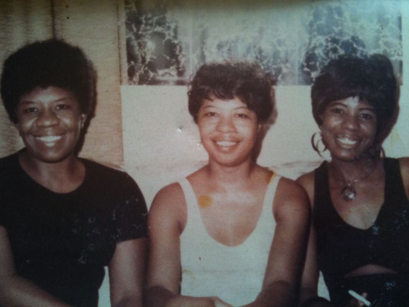 Three sisters migrated from Inverness, Mississippi