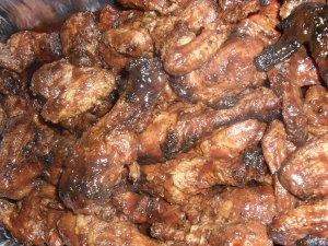 MaMa Mae's barbecue chicken
