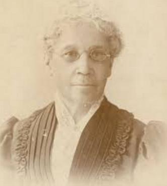 Mary Richardonson Jones image from Chicago History Museum