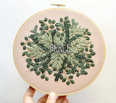 sarah-k-benning-peace-hoop-2016