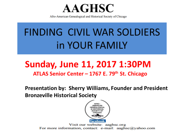 FINDING CIVIL WAR SOLDIERS in YOUR FAMILY